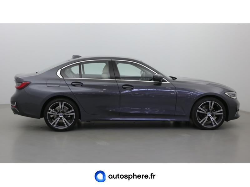 BMW SERIE 3 320DA 190CH LUXURY - Miniature 4