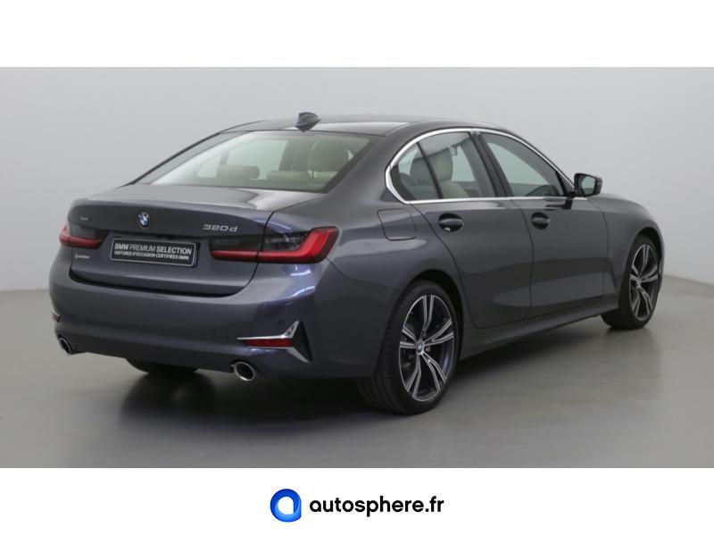 BMW SERIE 3 320DA 190CH LUXURY - Miniature 5