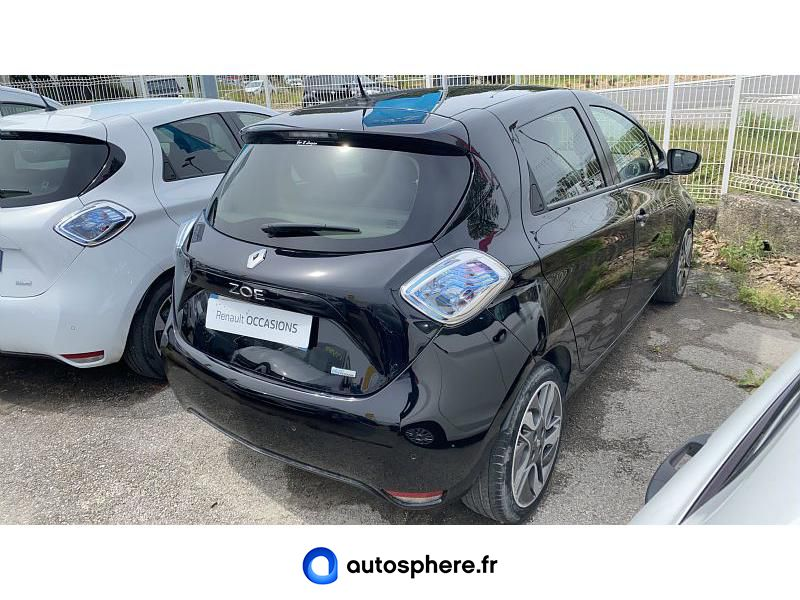 RENAULT ZOE EDITION ONE CHARGE NORMALE R90 - Miniature 2