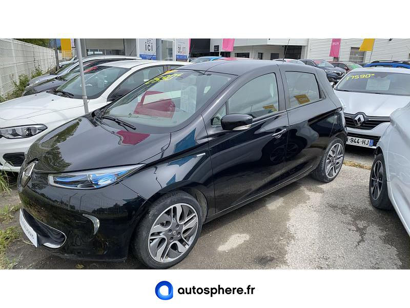 RENAULT ZOE EDITION ONE CHARGE NORMALE R90 - Miniature 3