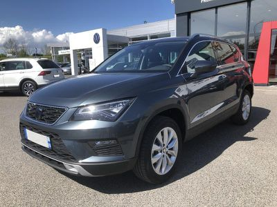 Seat Ateca 1.6 TDI 115ch Start&Stop Style Business Ecomotive DSG Euro6d-T occasion