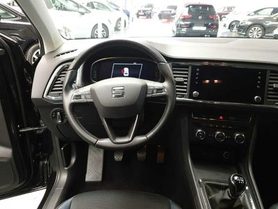 SEAT ATECA 2.0 TDI 150CH START&STOP STYLE EURO6D-T - Miniature 4