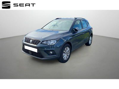 Seat Arona 1.6 TDI 95ch Start/Stop Style Business DSG Euro6dT occasion