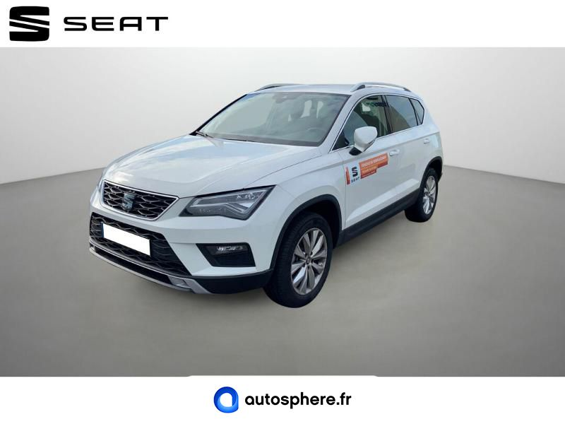 SEAT ATECA 1.6 TDI 115CH START&STOP STYLE BUSINESS ECOMOTIVE EURO6D-T - Photo 1