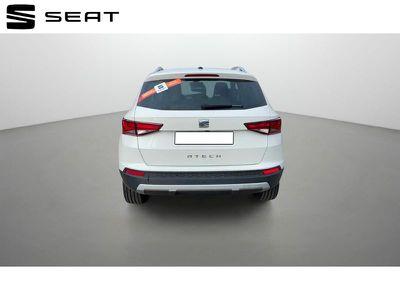 SEAT ATECA 1.6 TDI 115CH START&STOP STYLE BUSINESS ECOMOTIVE EURO6D-T - Miniature 4