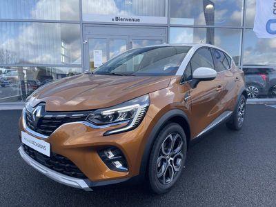 Renault Captur 1.3 TCe 130ch FAP Intens EDC occasion
