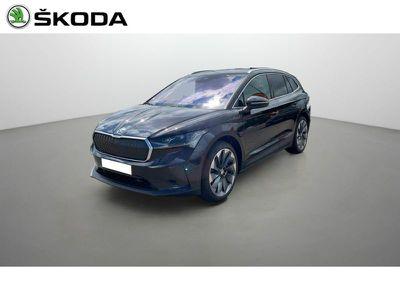 Skoda Enyaq Iv Electrique 204ch Version 80 occasion
