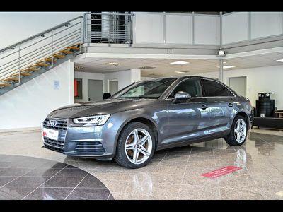 Audi A4 2.0 TDI 150ch S line occasion