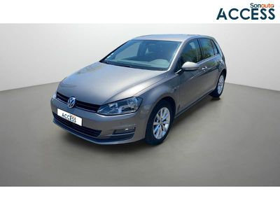 Volkswagen Golf 1.4 TSI 150ch ACT BlueMotion Technology Lounge DSG7 5p occasion