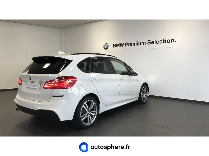 BMW SERIE 2 ACTIVE TOURER 216I 102CH M SPORT - Miniature 2