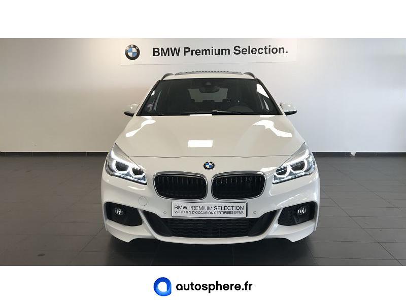 BMW SERIE 2 ACTIVE TOURER 216I 102CH M SPORT - Miniature 5