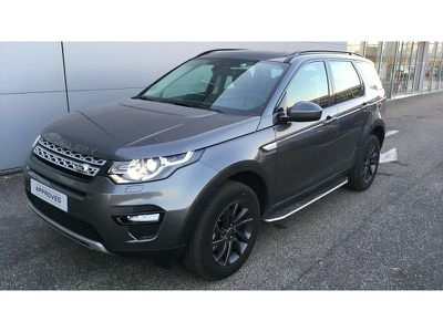 Land-rover Discovery Sport 2.0 TD4 150ch HSE AWD BVA Mark IV occasion