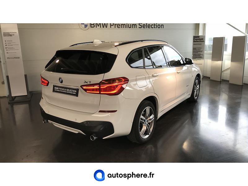 BMW X1 XDRIVE20DA 190CH M SPORT - Miniature 2