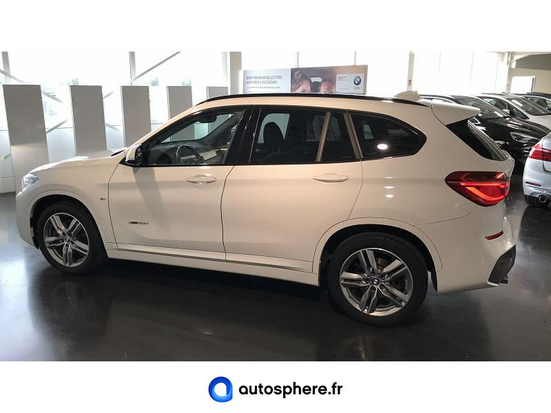 BMW X1 XDRIVE20DA 190CH M SPORT - Miniature 3