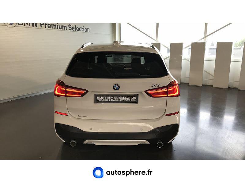 BMW X1 XDRIVE20DA 190CH M SPORT - Miniature 4