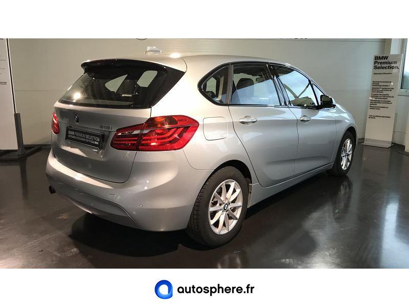 BMW SERIE 2 ACTIVE TOURER 216I 102CH PREMIERE - Miniature 2