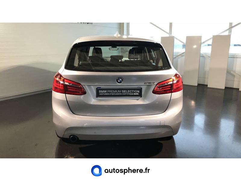 BMW SERIE 2 ACTIVE TOURER 216I 102CH PREMIERE - Miniature 4