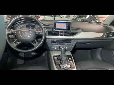 AUDI A6 AVANT 2.0 TDI 190CH ULTRA BUSINESS EXECUTIVE S TRONIC 7 - Miniature 4