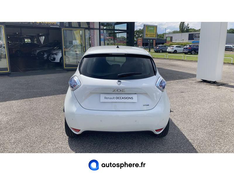 RENAULT ZOE INTENS CHARGE NORMALE R90 - Miniature 4