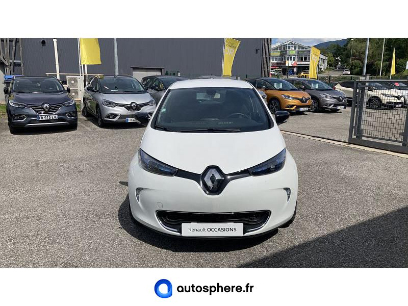 RENAULT ZOE INTENS CHARGE NORMALE R90 - Miniature 5