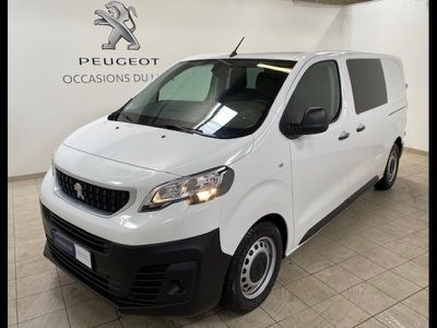 Peugeot Expert Standard 2.0 BlueHDi 120ch S&S Cabine Approfondie Fixe Premium EAT8 occasion