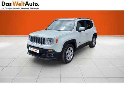 Jeep Renegade 1.4 MultiAir S&S 140ch Limited occasion