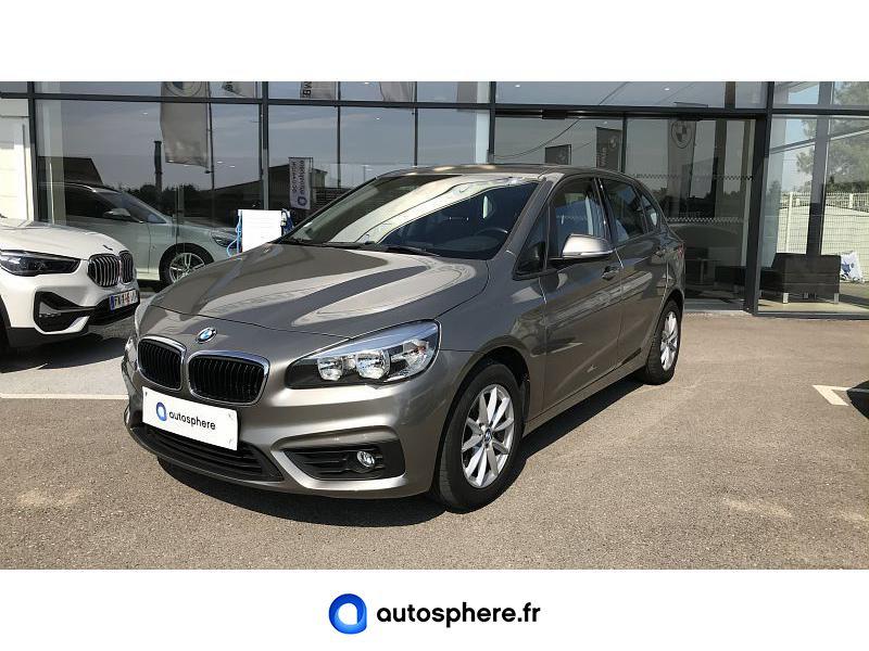 BMW SERIE 2 ACTIVE TOURER 218DA 150CH BUSINESS - Miniature 1
