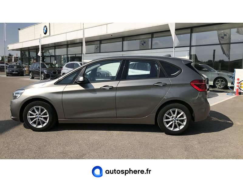 BMW SERIE 2 ACTIVE TOURER 218DA 150CH BUSINESS - Miniature 3
