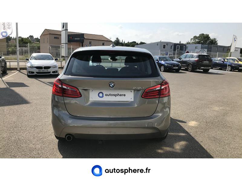 BMW SERIE 2 ACTIVE TOURER 218DA 150CH BUSINESS - Miniature 4