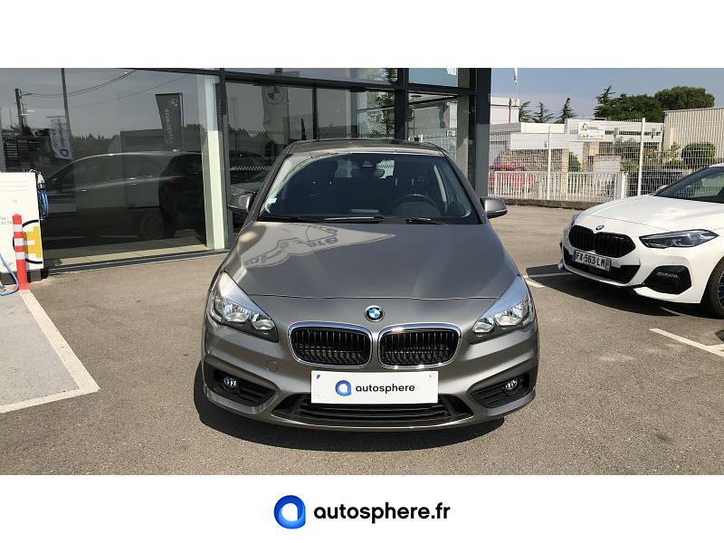 BMW SERIE 2 ACTIVE TOURER 218DA 150CH BUSINESS - Miniature 5