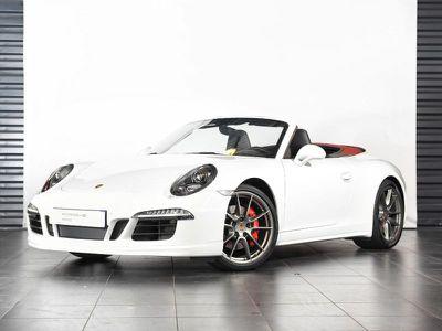 Porsche 911 (991) Cabriolet 3.8 400ch Carrera 4S PDK occasion
