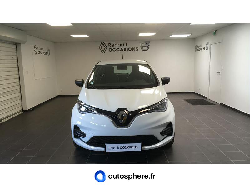 RENAULT ZOE LIFE CHARGE NORMALE R110 4CV - Miniature 5