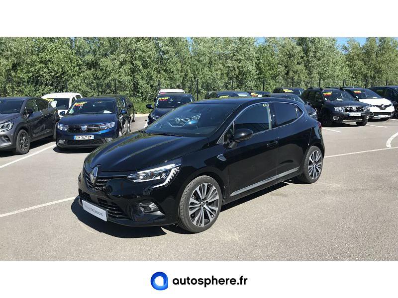 RENAULT CLIO 1.3 TCE 130CH FAP INITIALE PARIS EDC - Miniature 1