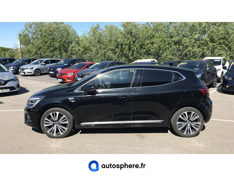 RENAULT CLIO 1.3 TCE 130CH FAP INITIALE PARIS EDC - Miniature 3