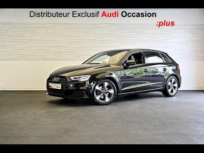 Audi A3 Sportback 2.0 TDI 150ch Midnight Series S tronic 7 occasion