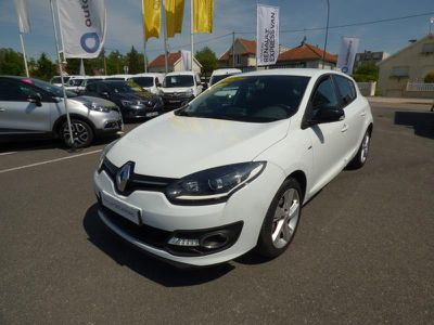Renault Megane 1.2 TCe 115ch energy Nouvelle Limited eco² occasion