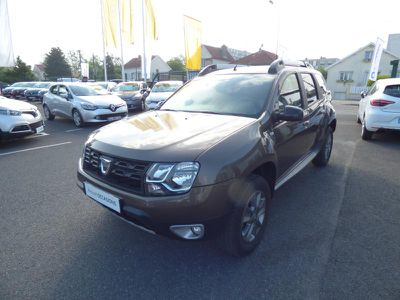 Dacia Duster 1.5 dCi 110ch Black Touch 4X4 occasion