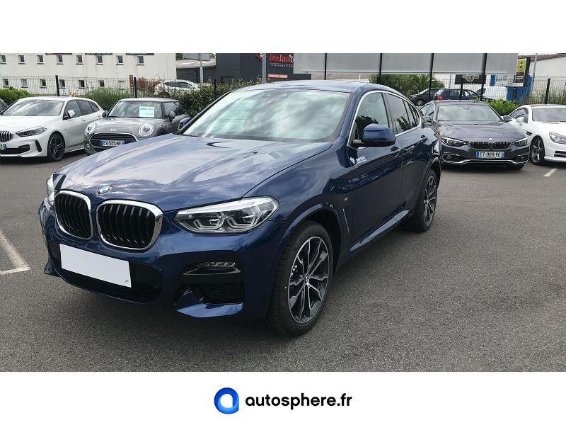 BMW X4 XDRIVE20D 190CH M SPORT 10CV - Miniature 1