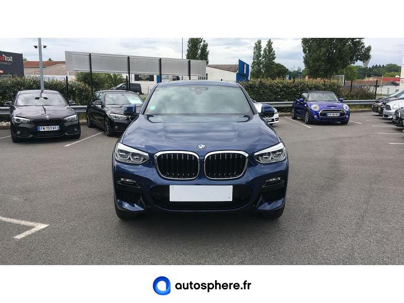 BMW X4 XDRIVE20D 190CH M SPORT 10CV - Miniature 5