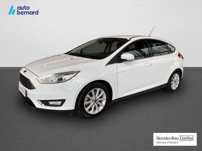Ford Focus 1.5 EcoBoost 150ch Stop&Start Titanium occasion