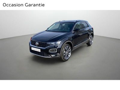 Volkswagen T-roc 2.0 TDI 150ch Carat Exclusive DSG7 145g occasion