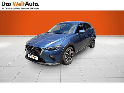 Mazda Cx-3 2.0 SKYACTIV-G 121ch Sélection Euro6d-T occasion