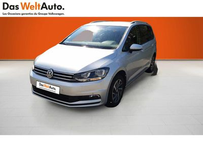 Volkswagen Touran 1.4 TSI 150ch BlueMotion Technology Sound 7 places occasion