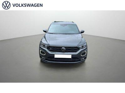 Volkswagen T-roc 2.0 TDI 150ch R-Line DSG7 145g occasion