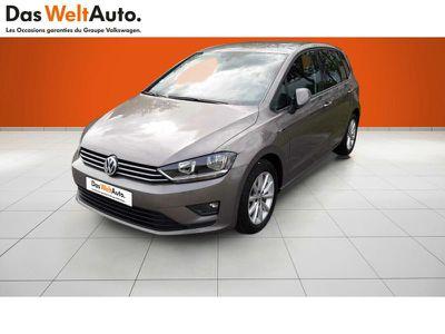 Volkswagen Golf Sportsvan 1.6 TDI 110ch BlueMotion Technology FAP Lounge occasion