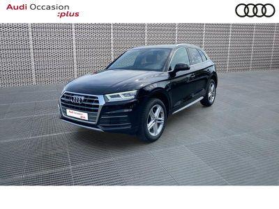 Audi Q5 2.0 TDI 163ch S line quattro S tronic 7 occasion
