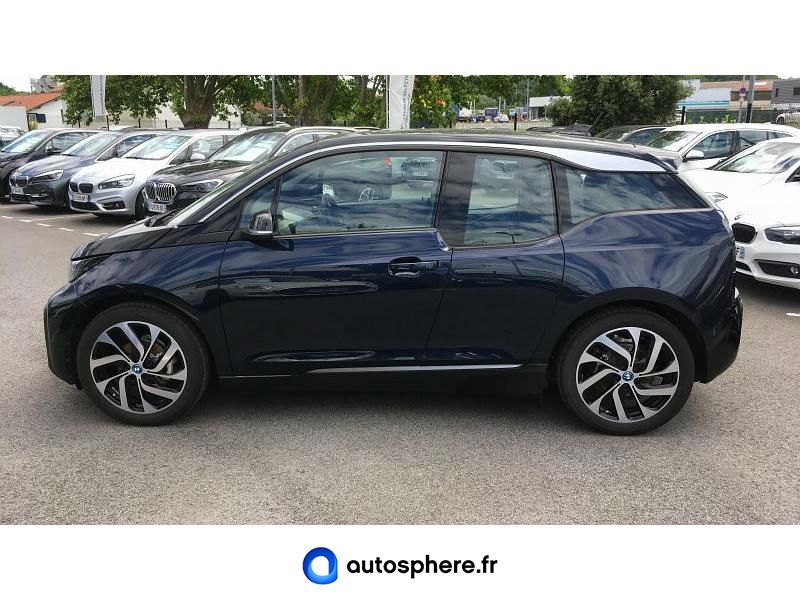 BMW I3 170CH 94AH +CONNECTED ATELIER - Miniature 3