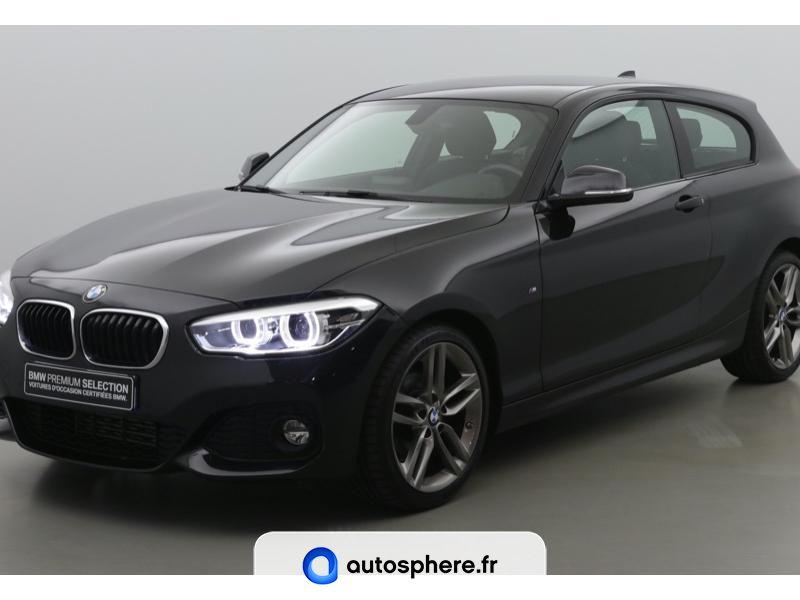 BMW SERIE 1 116I 109CH M SPORT 3P - Photo 1