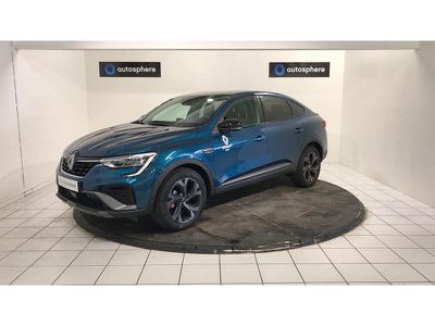 Renault Arkana 1.3 TCe 140ch RS Line EDC occasion
