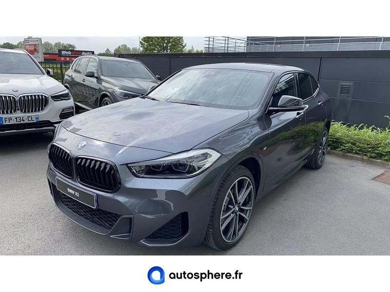 BMW X2 SDRIVE18IA 136CH M SPORT DKG7 - Miniature 1